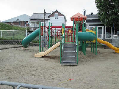 Parc Terrain des loisirs